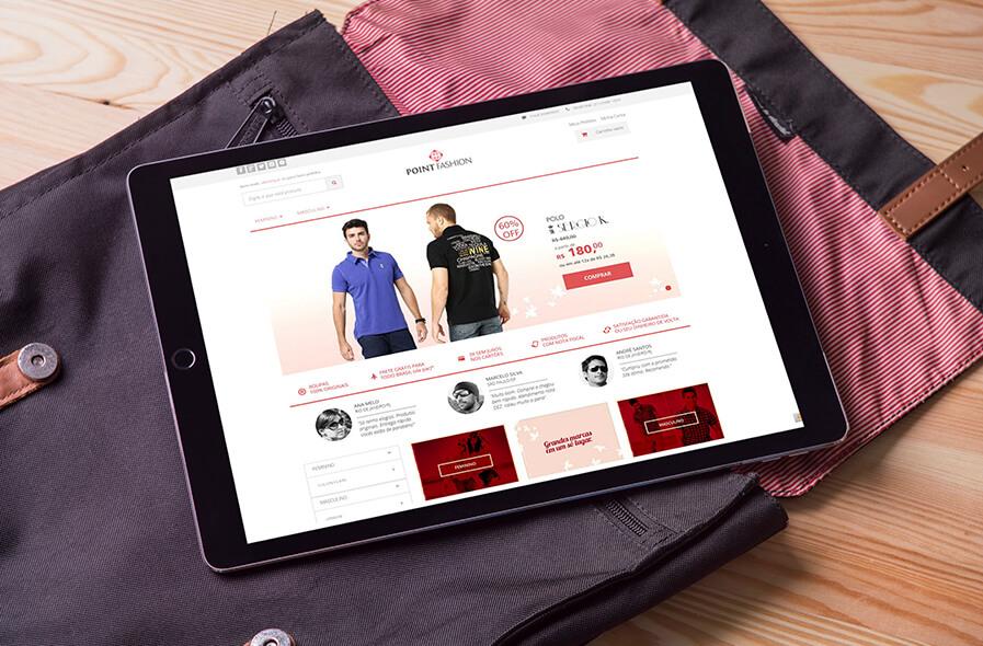 Point Fashion E-commerce 2