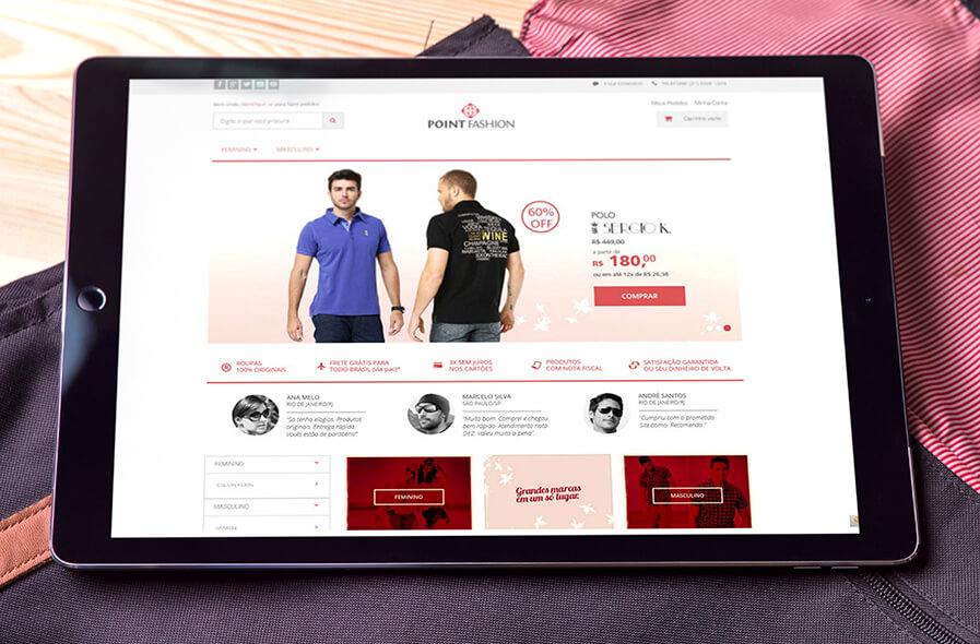 Point Fashion E-commerce 3