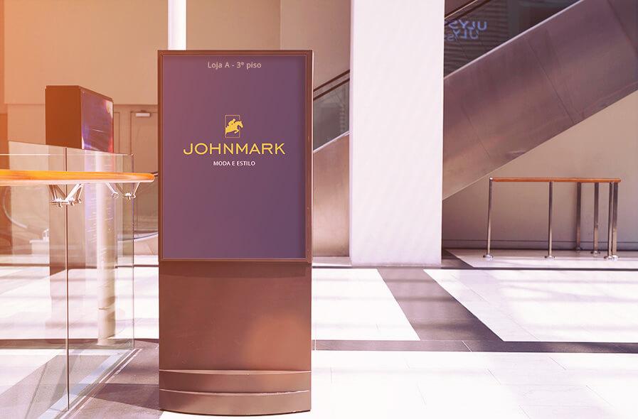 Johnmark Logotipo 2