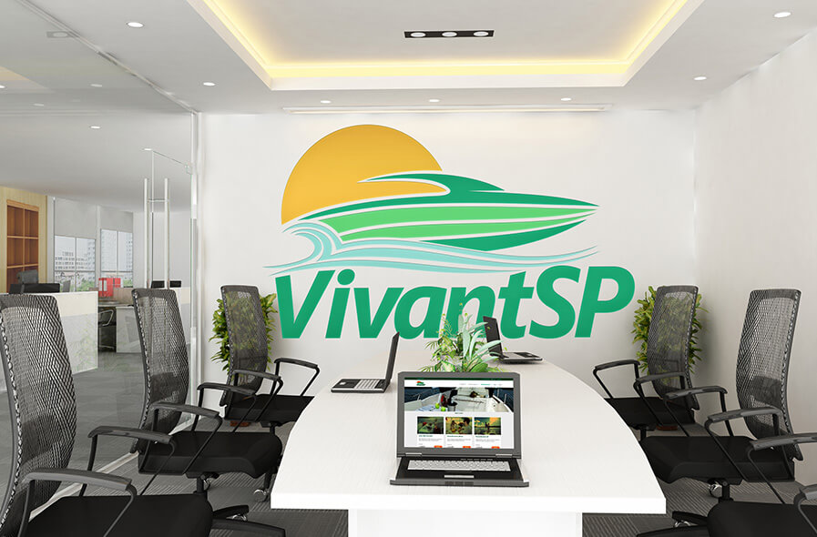 Vivant SP Logotipo 3