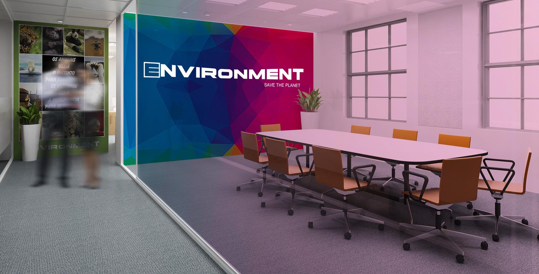 Environment Comunicação Visual 4