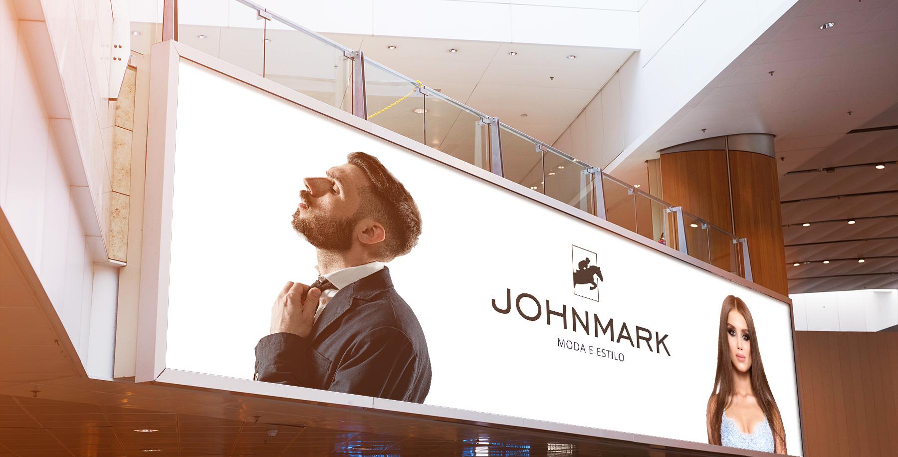 Johnmark Logotipo 4