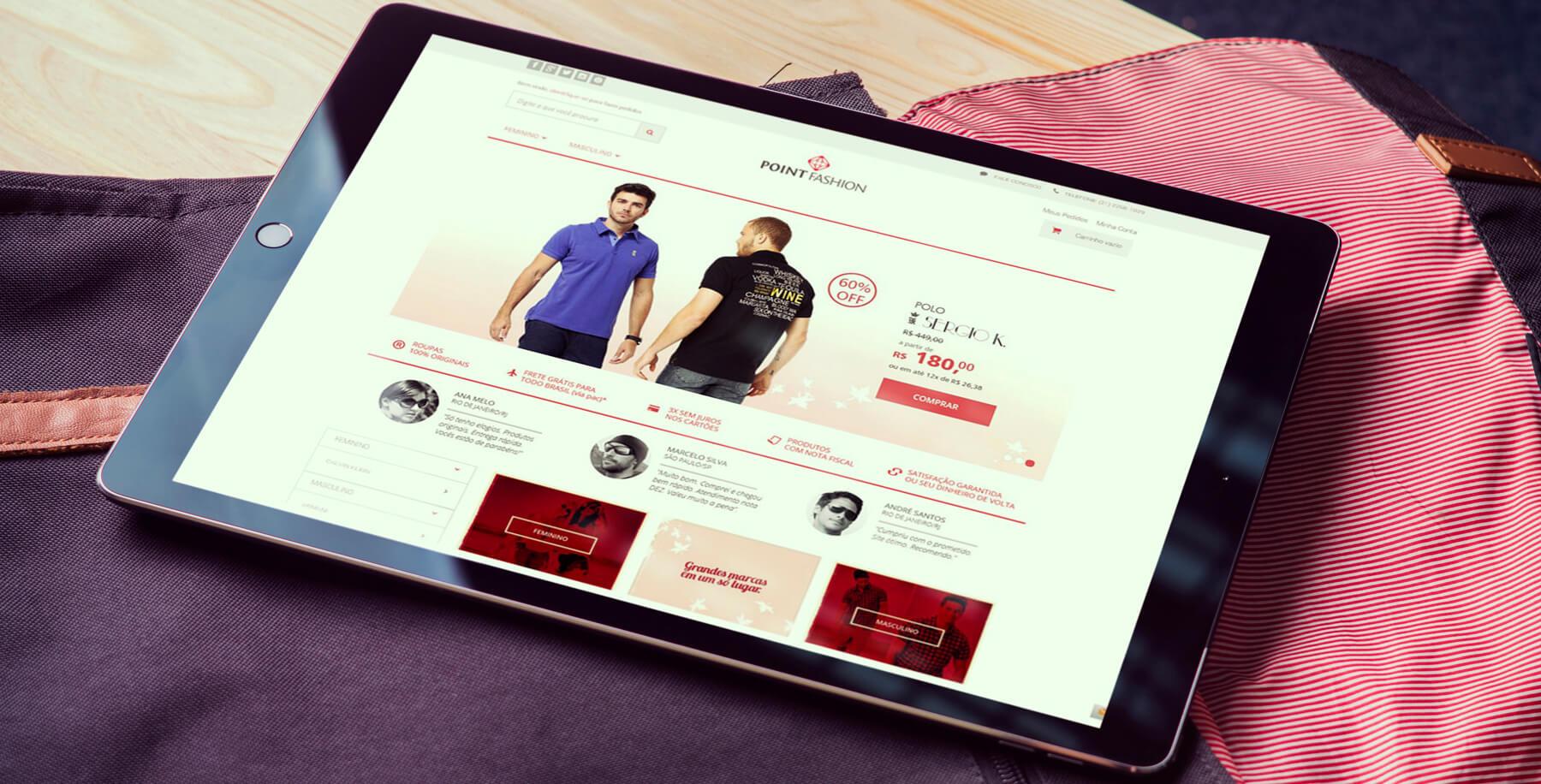 Point Fashion E-commerce 4